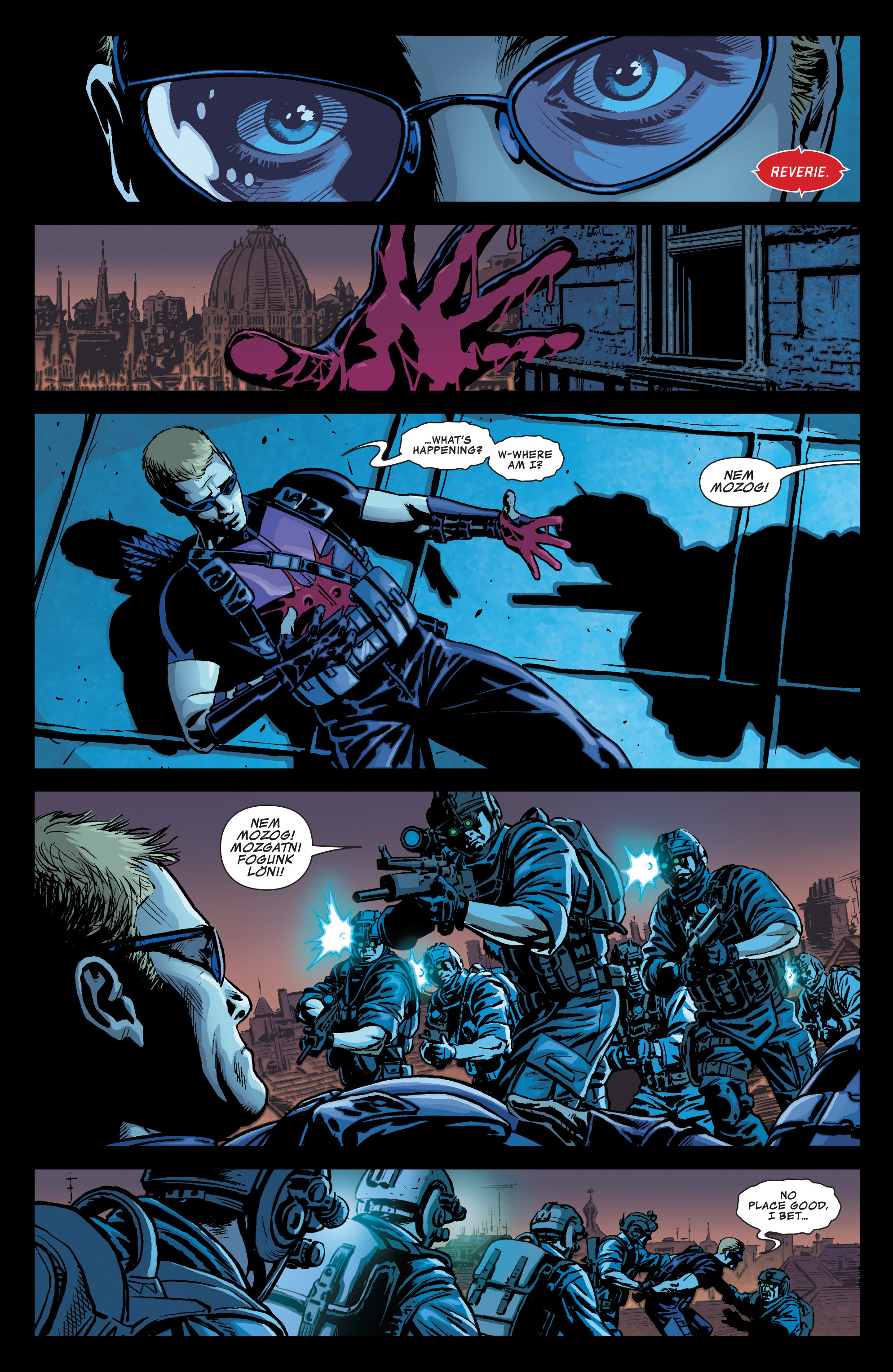 Read online Secret Avengers (2013) comic -  Issue #1 - 3
