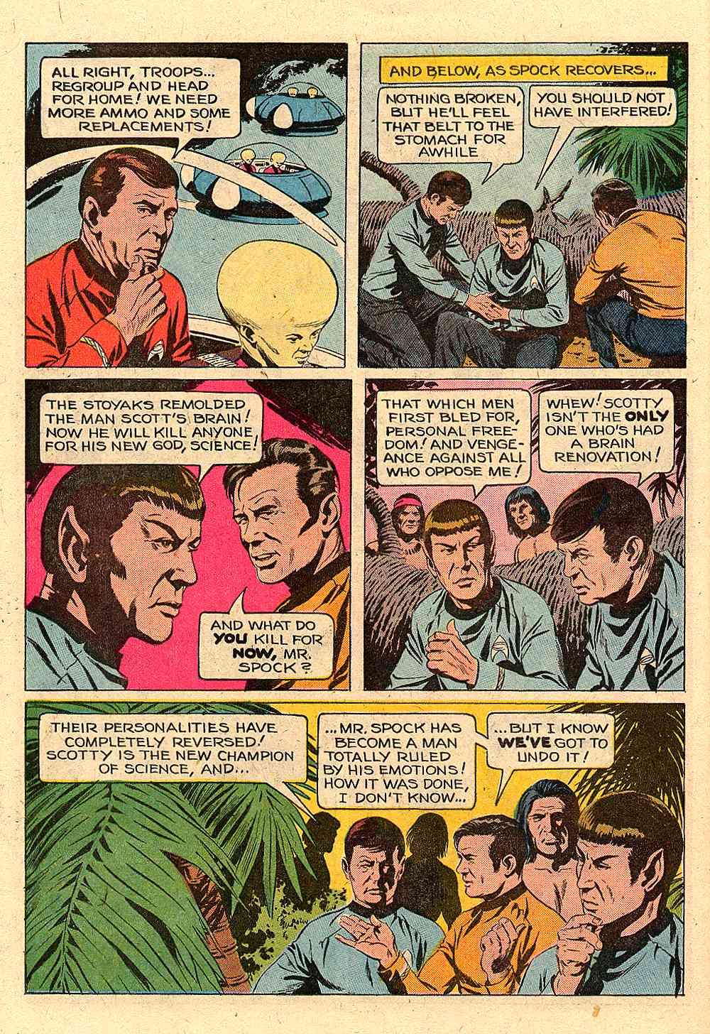 Star Trek (1967) #55 #55 - English 18