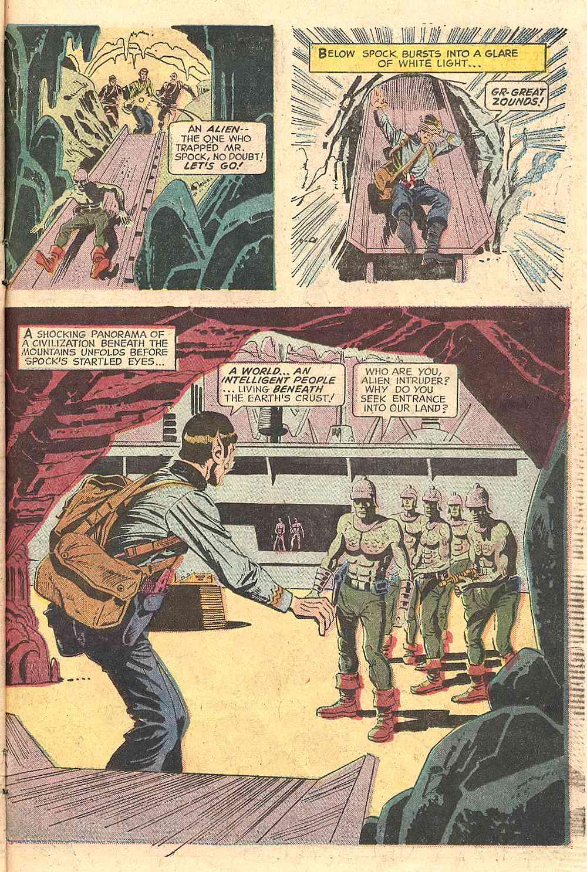 Star Trek (1967) Issue #6 #6 - English 22