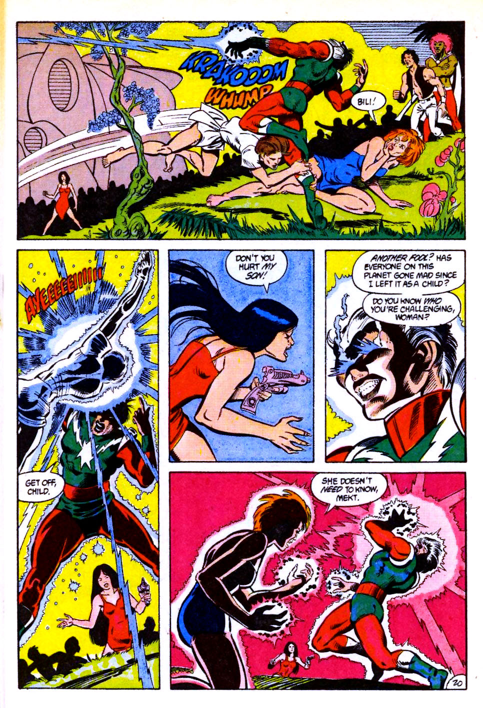 Tales of the Legion Issue #331 #18 - English 21