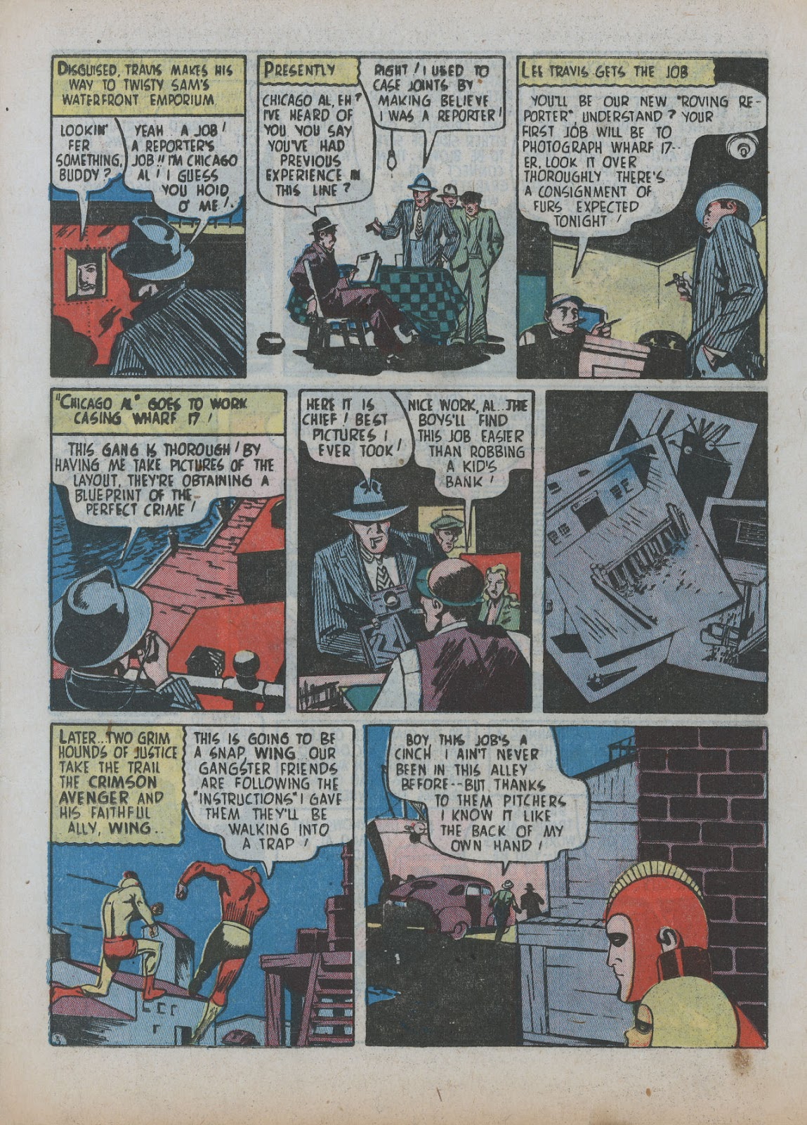 Comic Detective Comics 1937 Issue 76 Buddy Gang Boy 63 English 34
