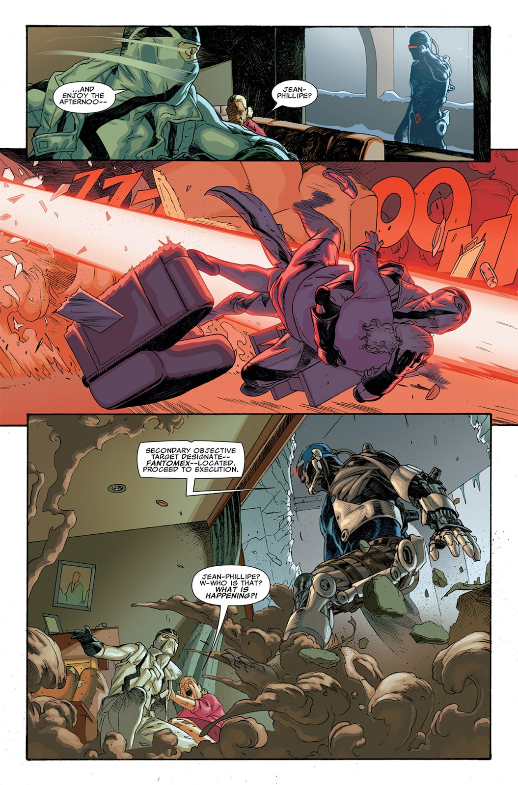 Uncanny X-Force (2010) Issue #5 #5 - English 14