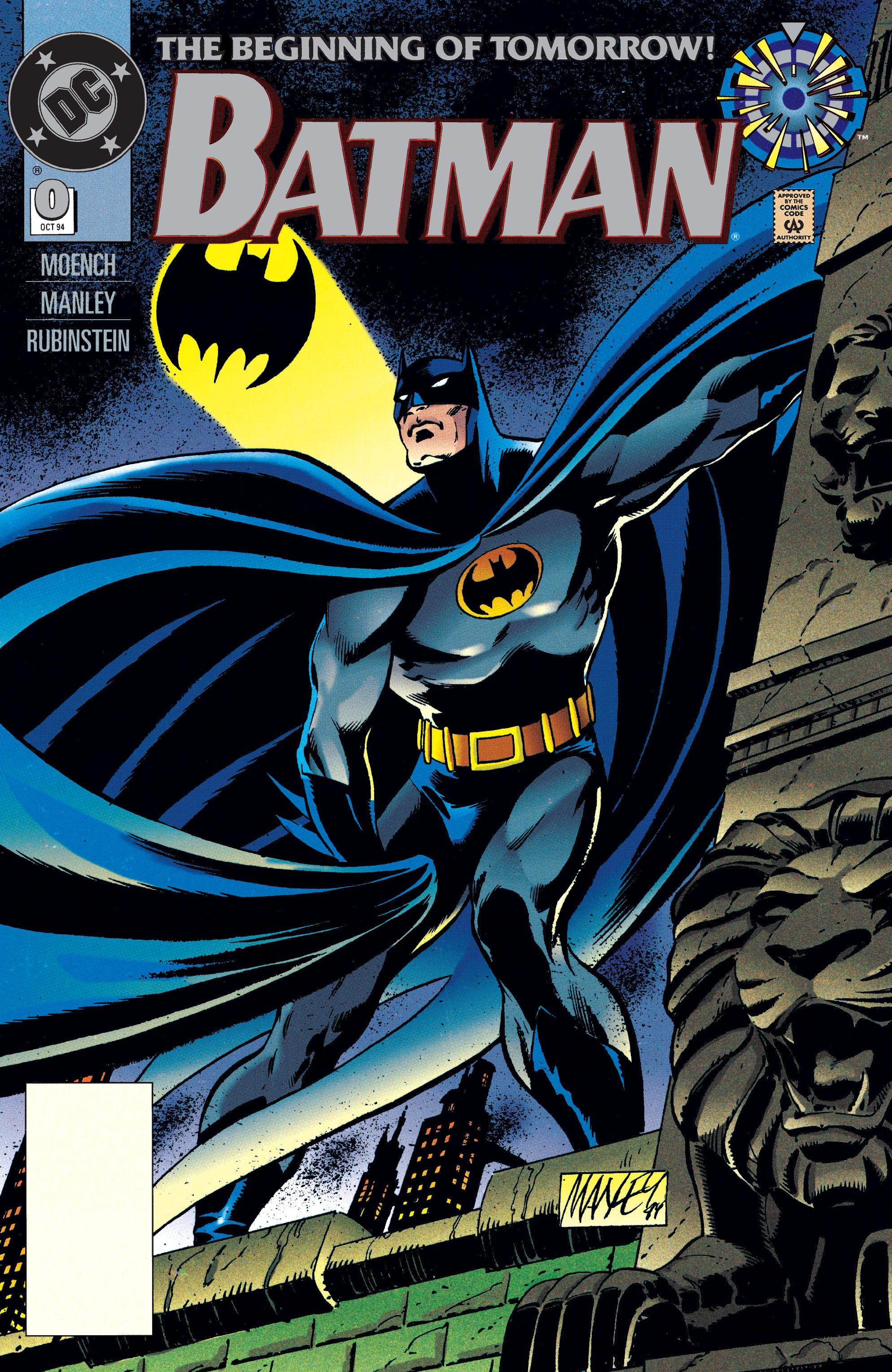 Batman (1940) 0 Page 1