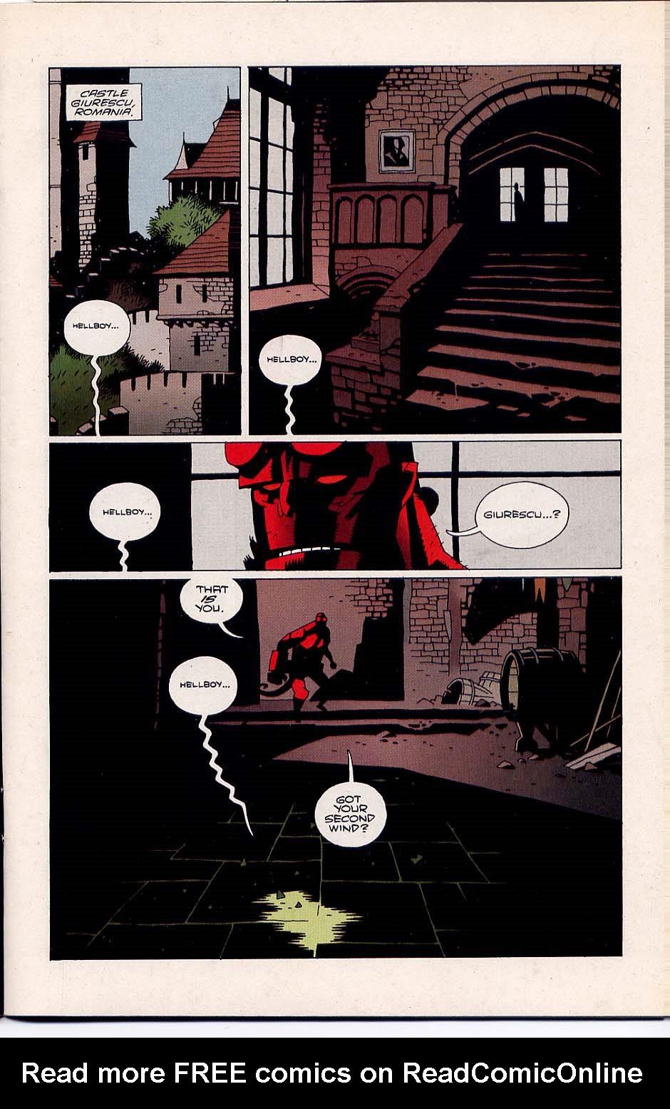 Hellboy: Wake the Devil Issue #4 #4 - English 3
