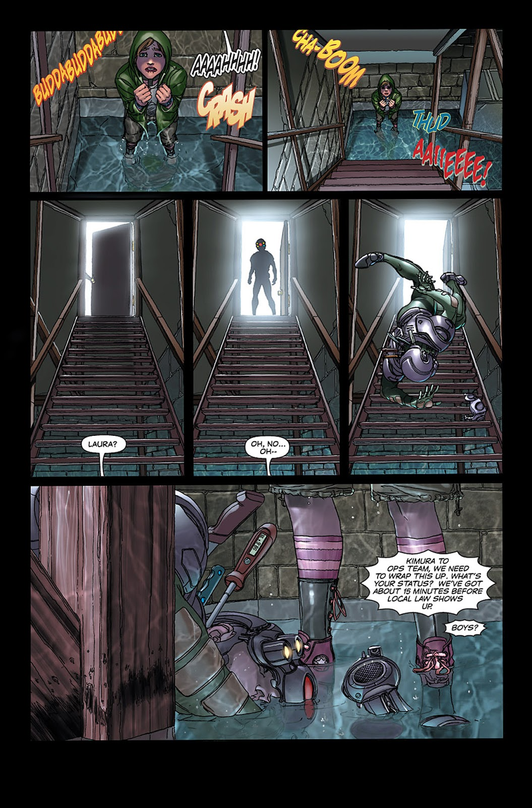 X-23: Target X Issue #4 #4 - English 22