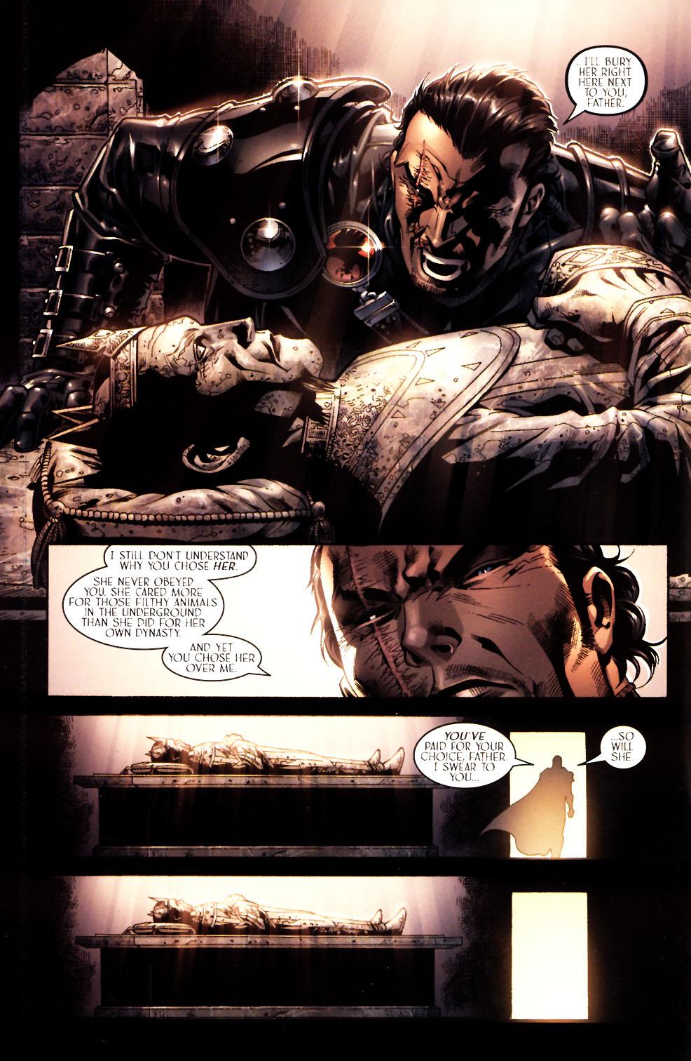 Read online Scion comic -  Issue #15 - 4