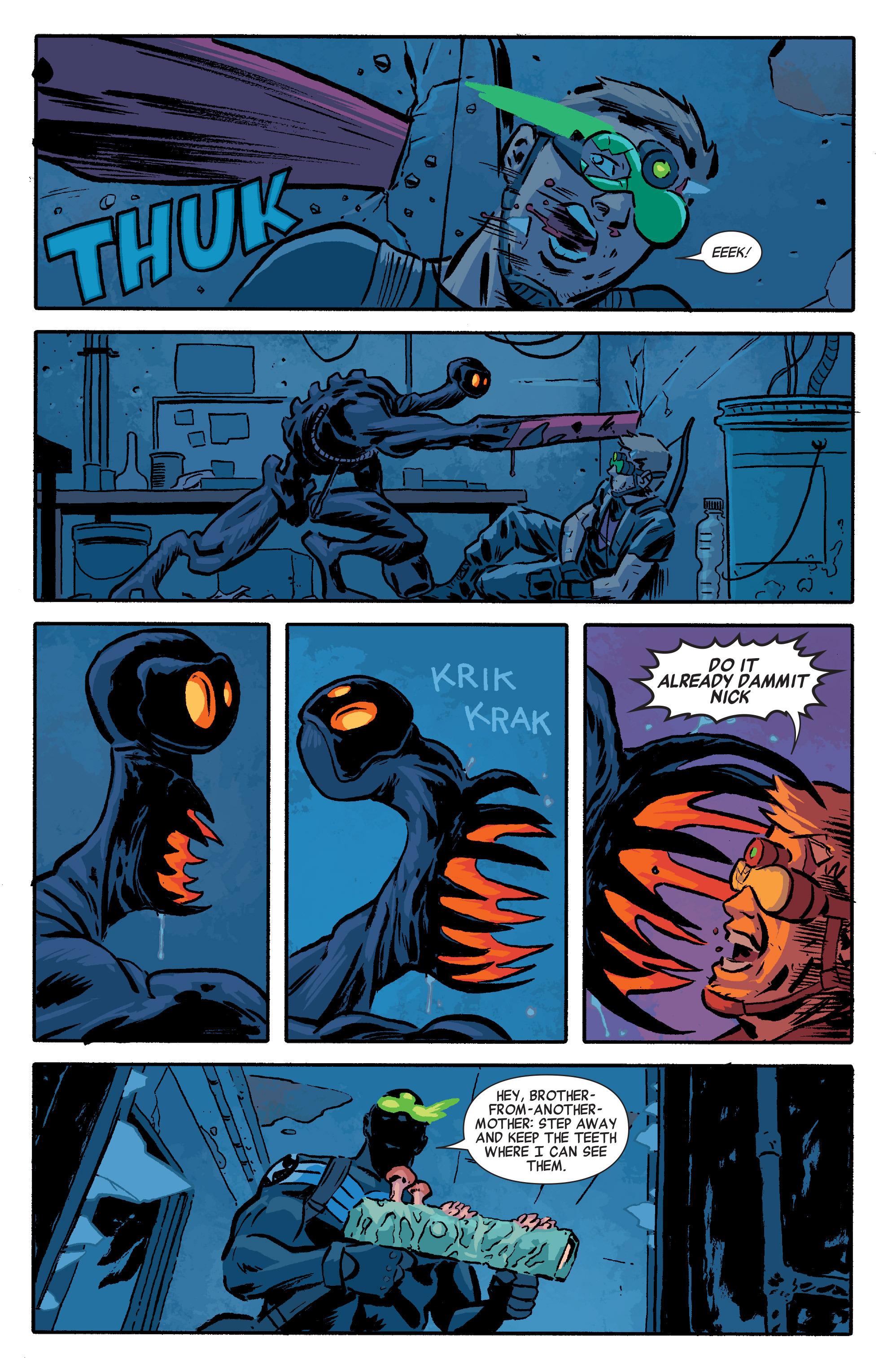 Read online Secret Avengers (2014) comic -  Issue #4 - 17