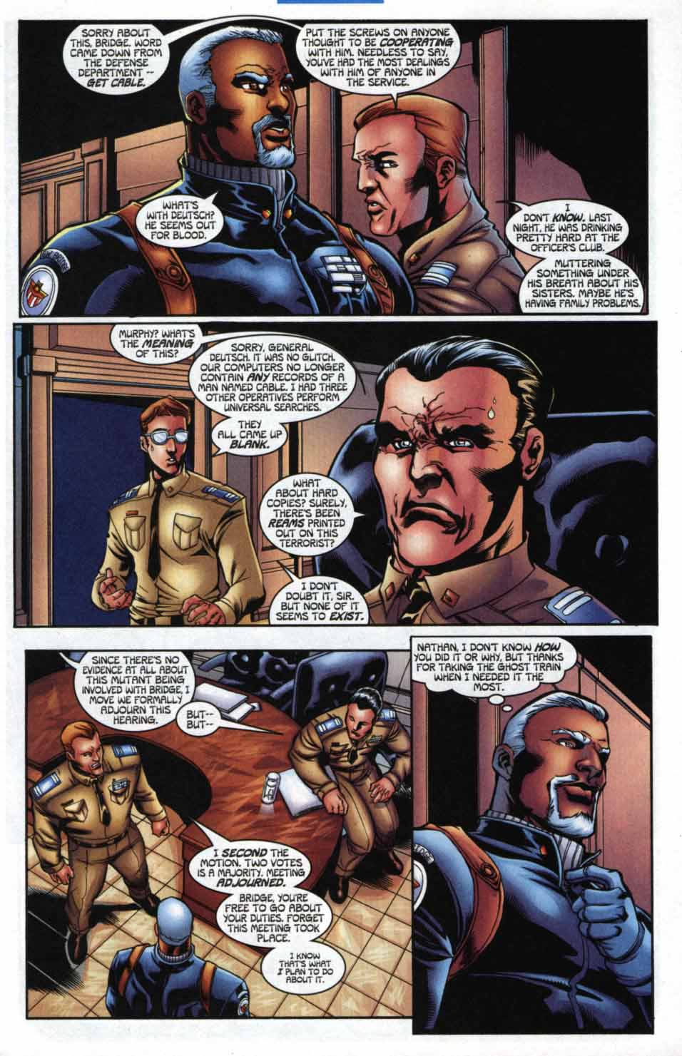 Cable (1993) 91 Page 8