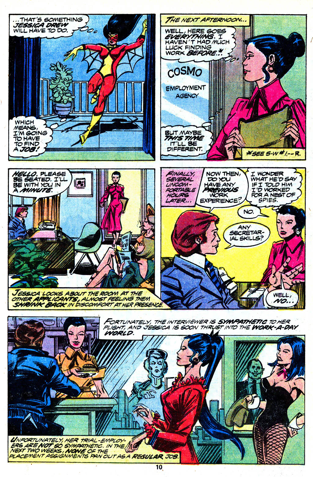 Spider-Woman (1978) Issue #13 #13 - English 7