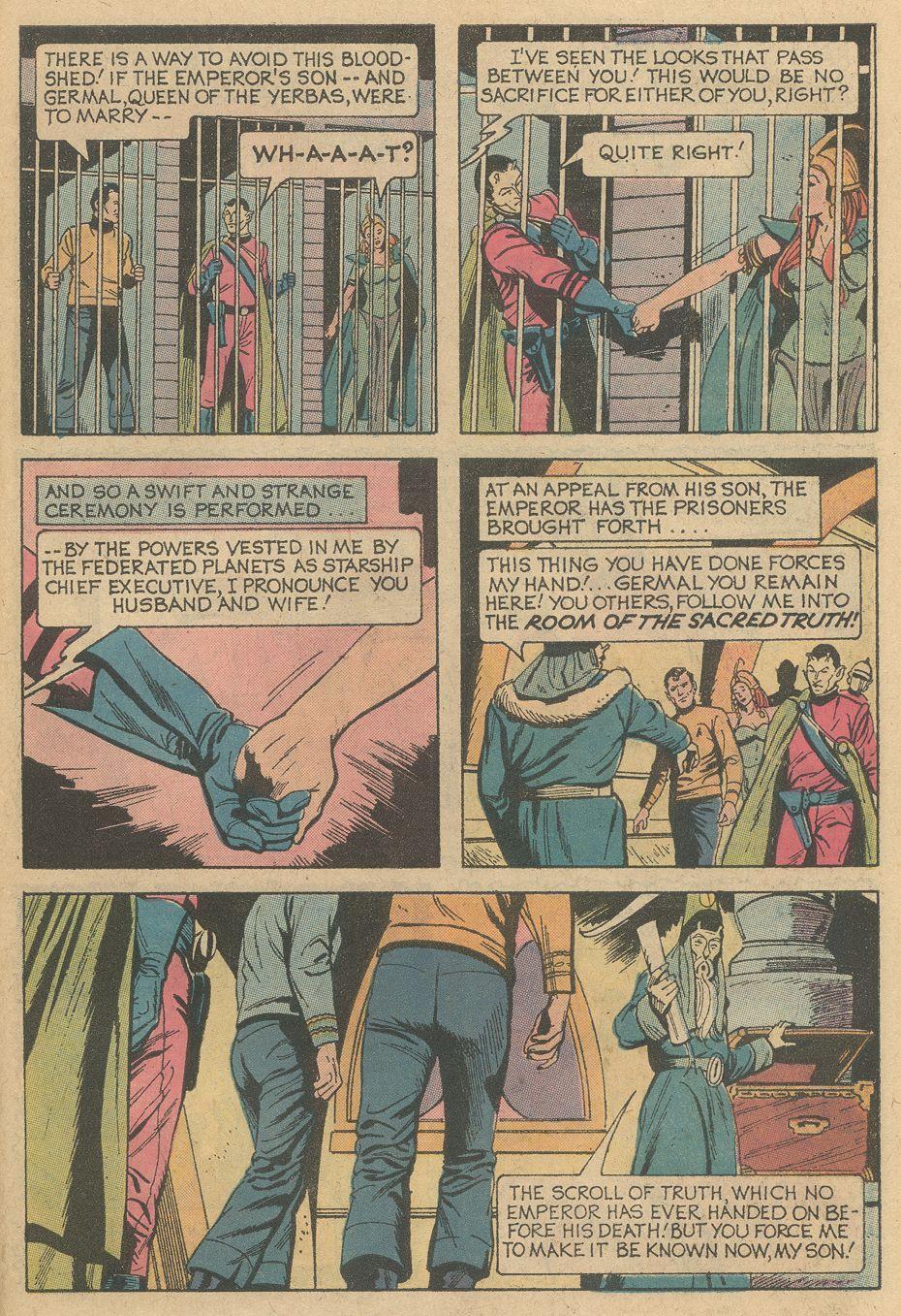 Star Trek (1967) Issue #32 #32 - English 21