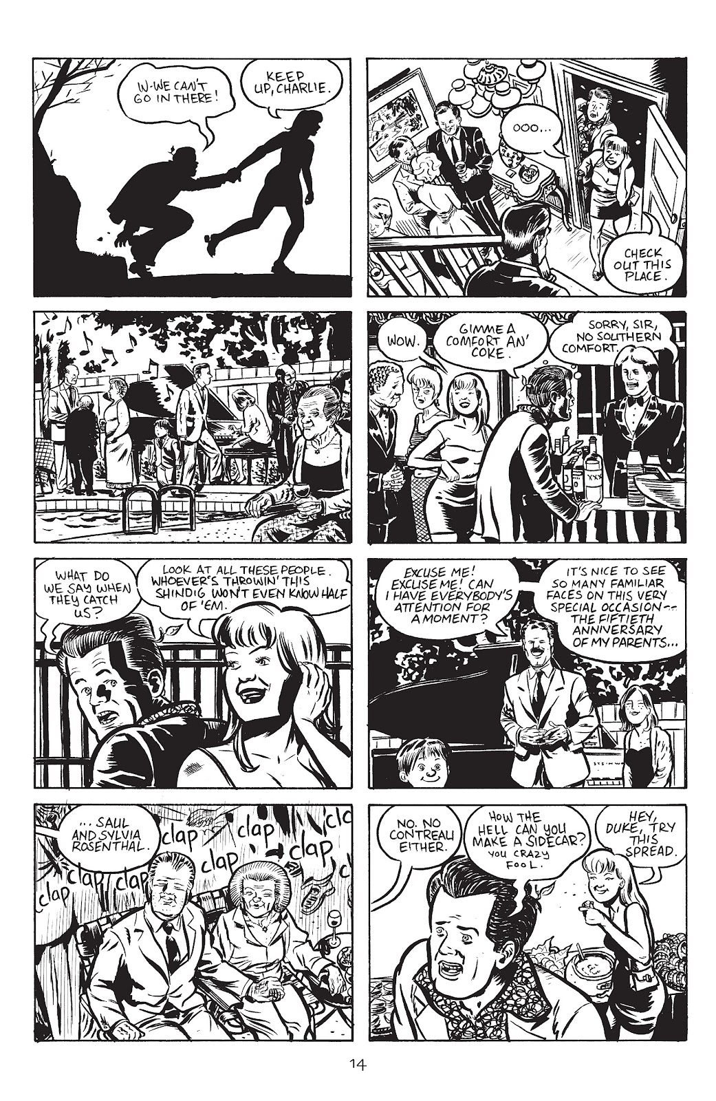 Stray Bullets Issue #22 #22 - English 16