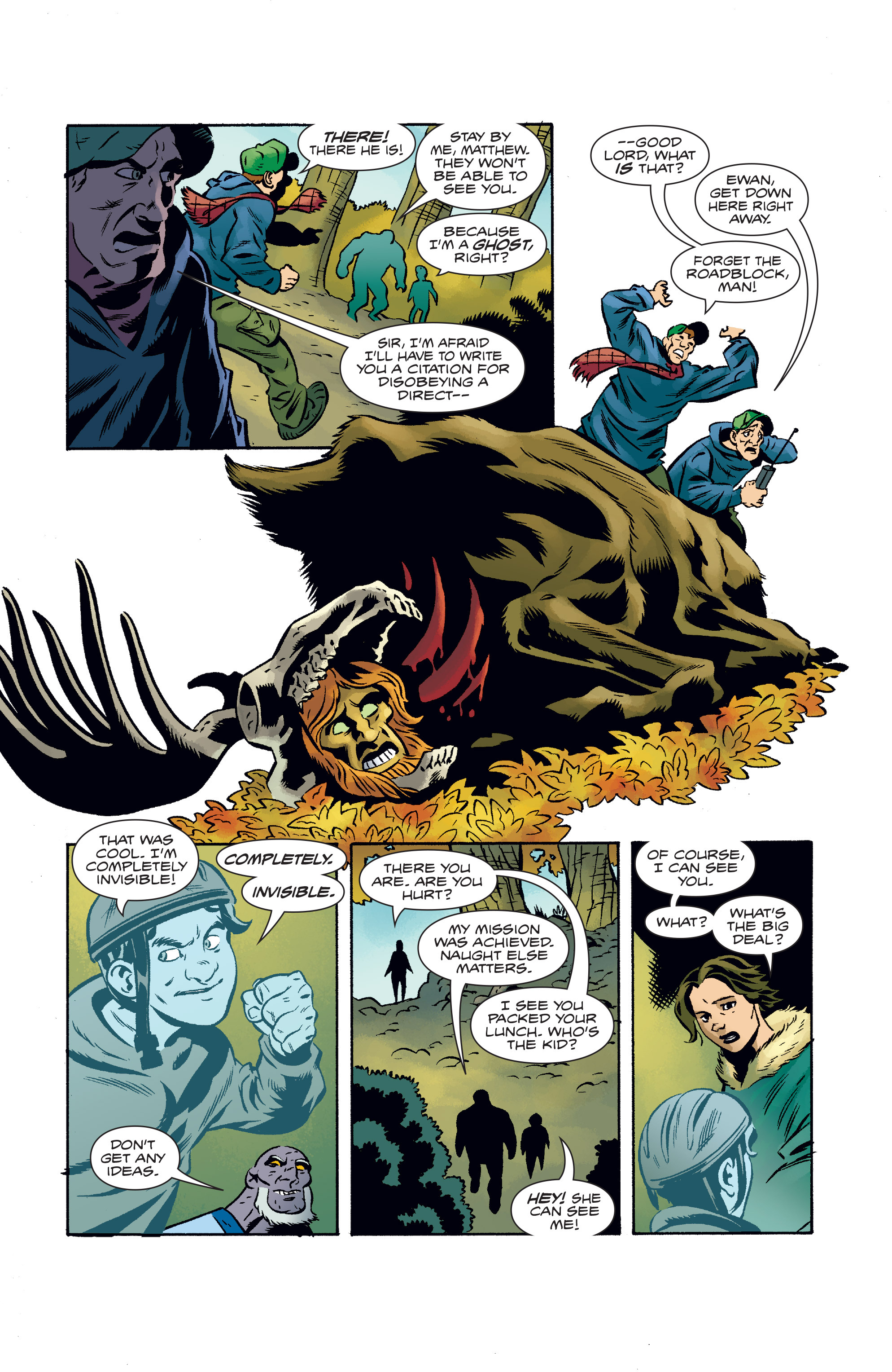 Read online The Anchor comic -  Issue # TPB 1 - 46