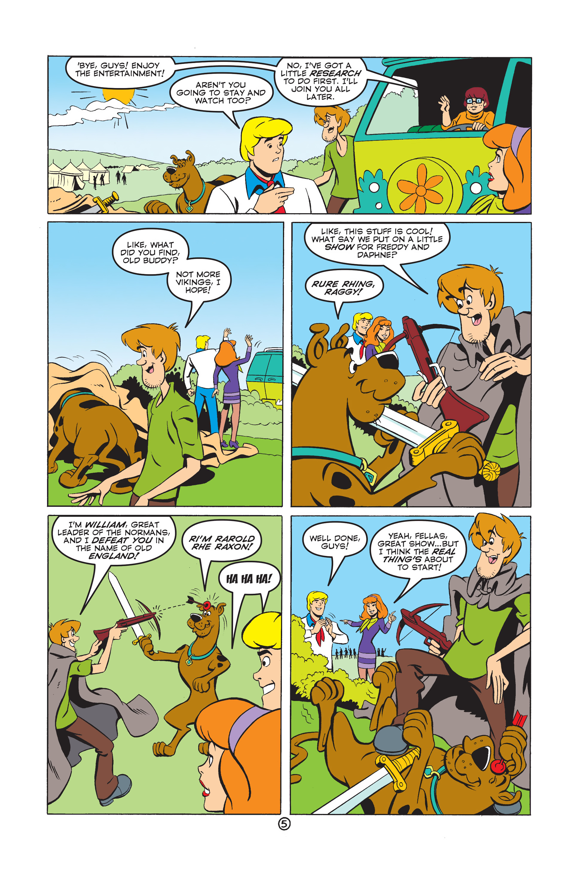 Read online Scooby-Doo (1997) comic -  Issue #48 - 6
