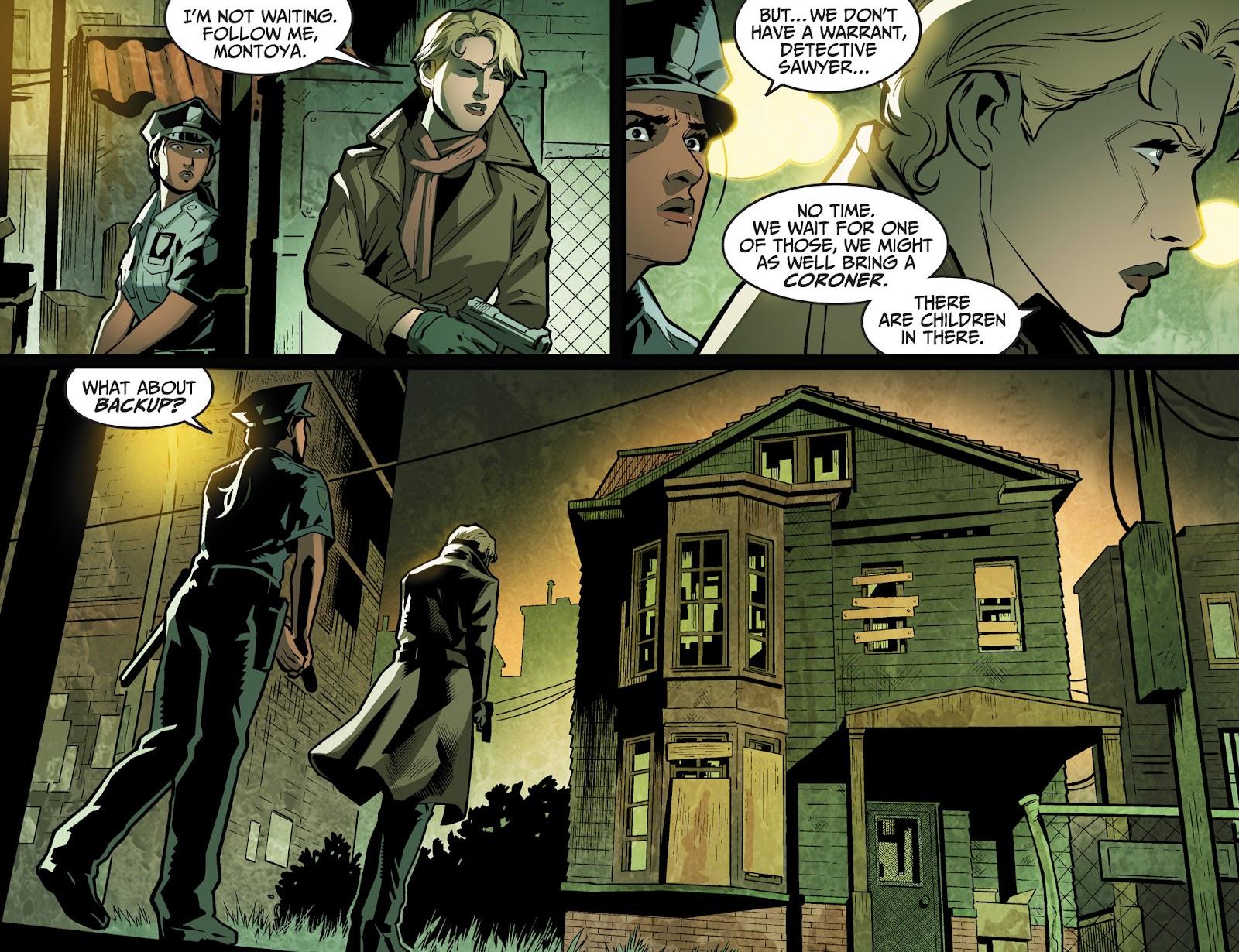 Injustice: Gods Among Us Year Four Issue #2 #3 - English 4