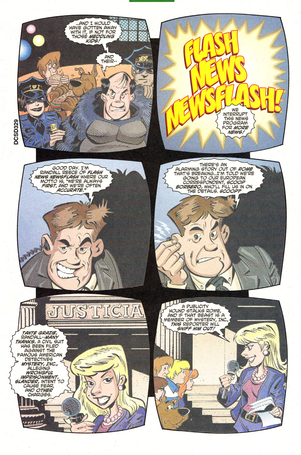 Read online Scooby-Doo (1997) comic -  Issue #100 - 2