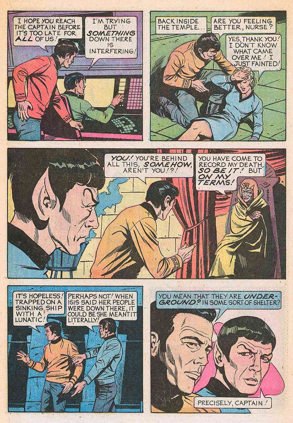 Star Trek (1967) Issue #30 #30 - English 16