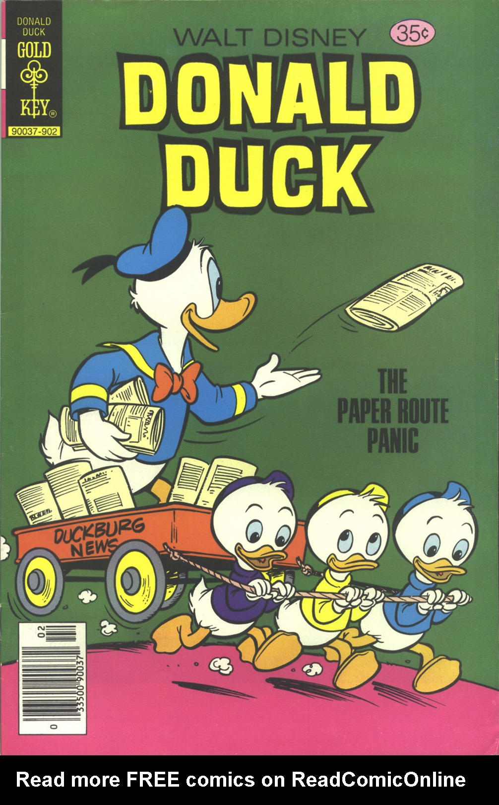Donald Duck (1962) 204 Page 1