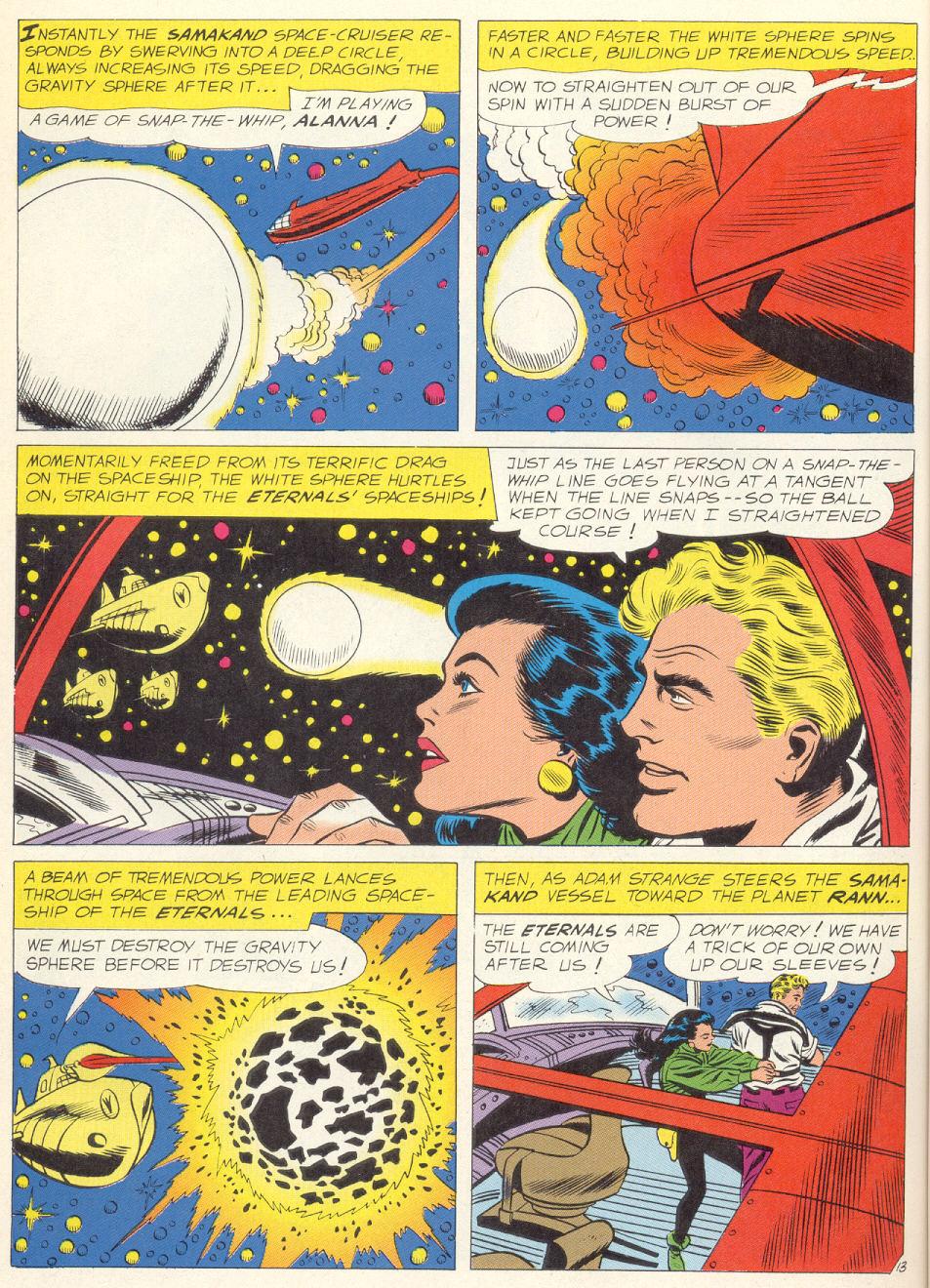 Read online Secret Origins (1961) comic -  Issue # Full - 27