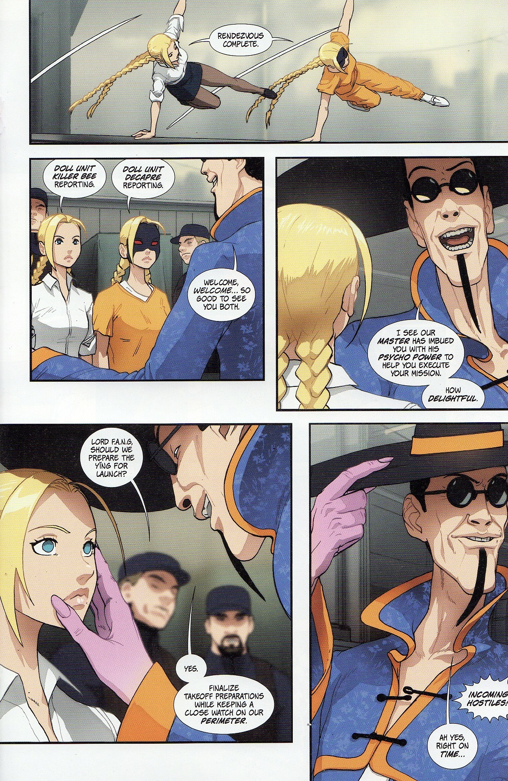 Street Fighter Legends: Cammy Issue #3 #3 - English 15