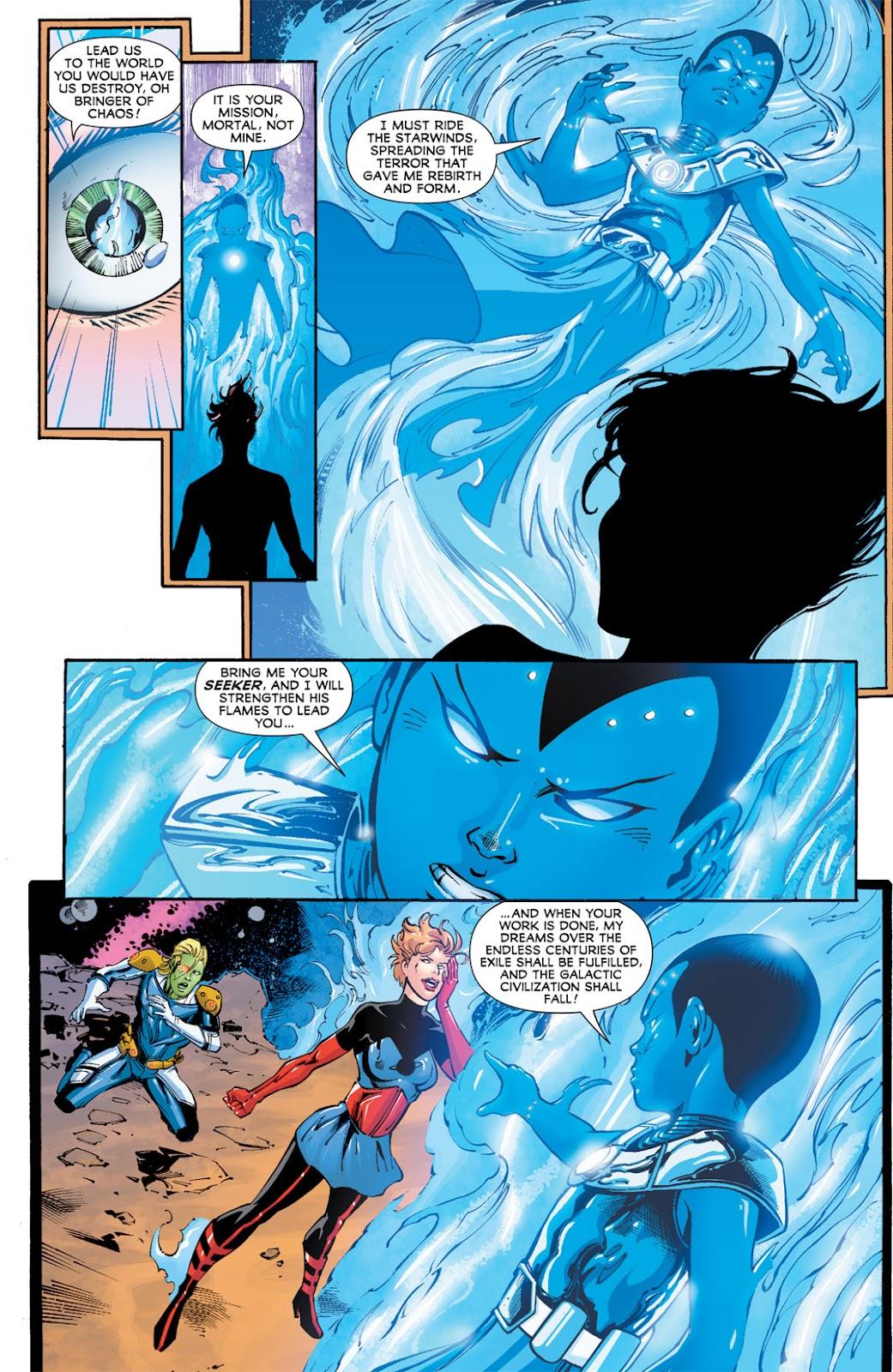Legion of Super-Heroes (2010) Issue #13 #14 - English 7