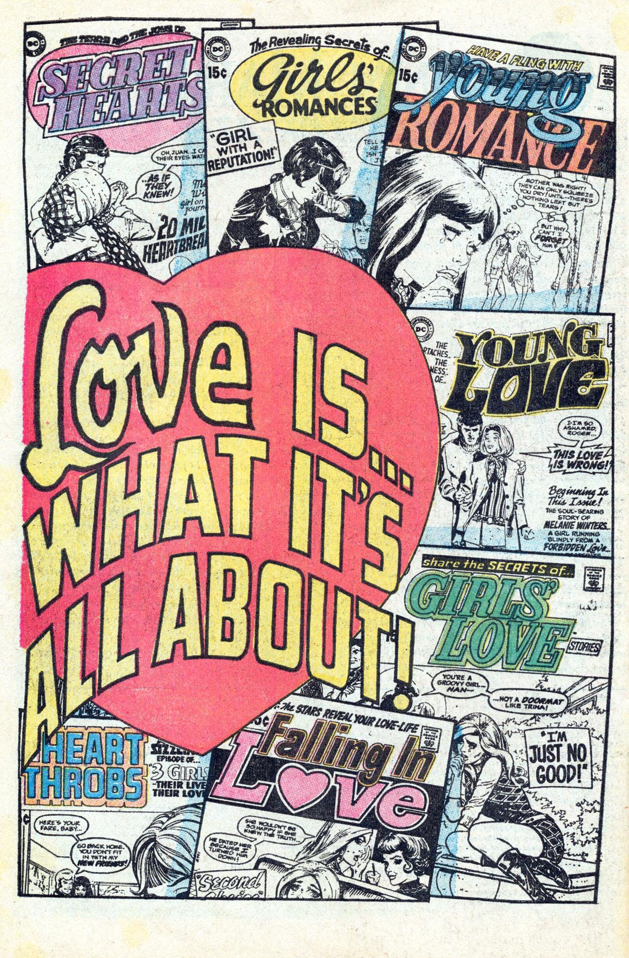 Read online Secret Hearts comic -  Issue #142 - 34