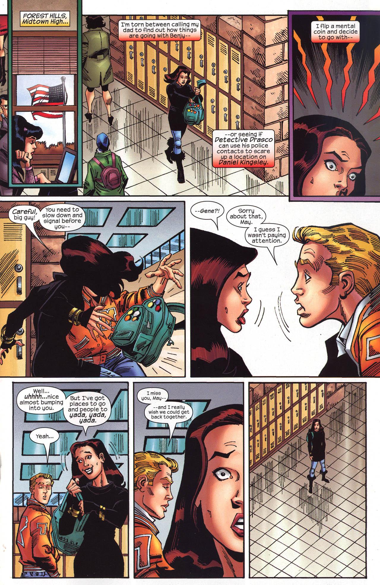 Amazing Spider-Girl #16 #15 - English 18
