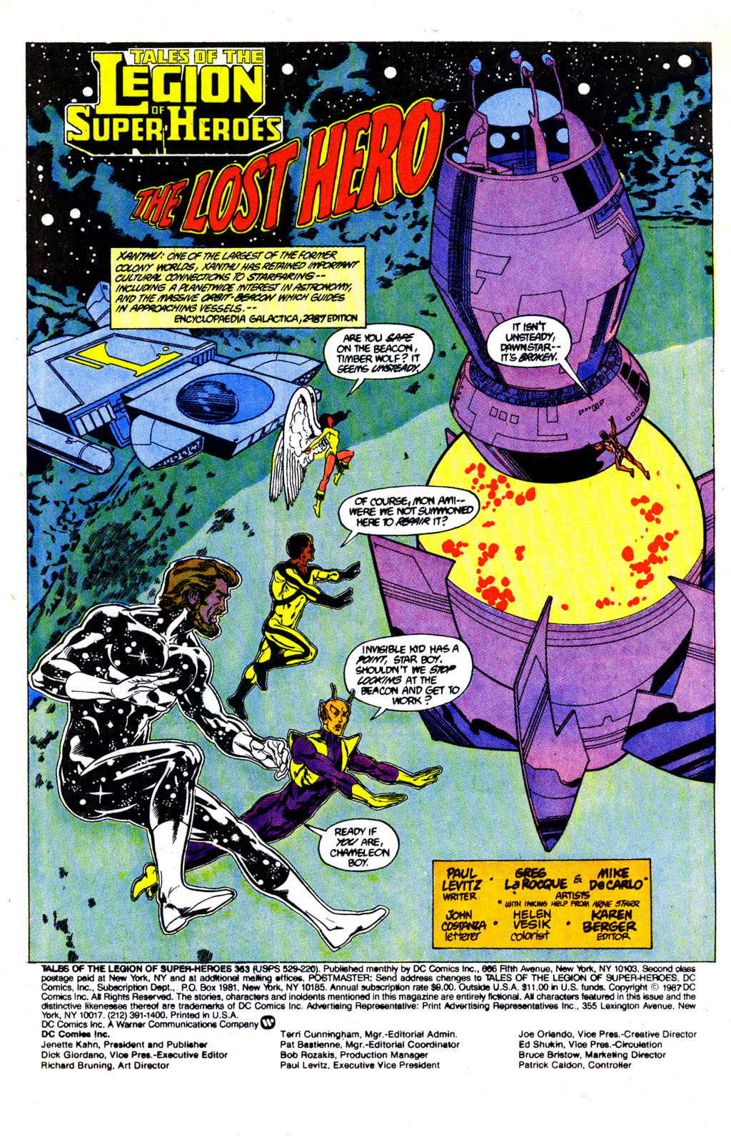Tales of the Legion Issue #353 #40 - English 2