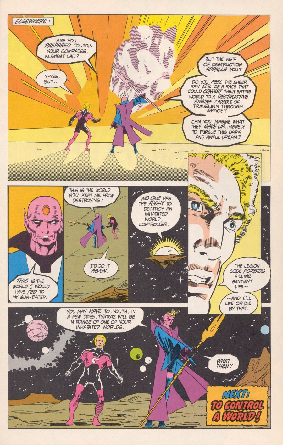 Tales of the Legion Issue #344 #31 - English 20