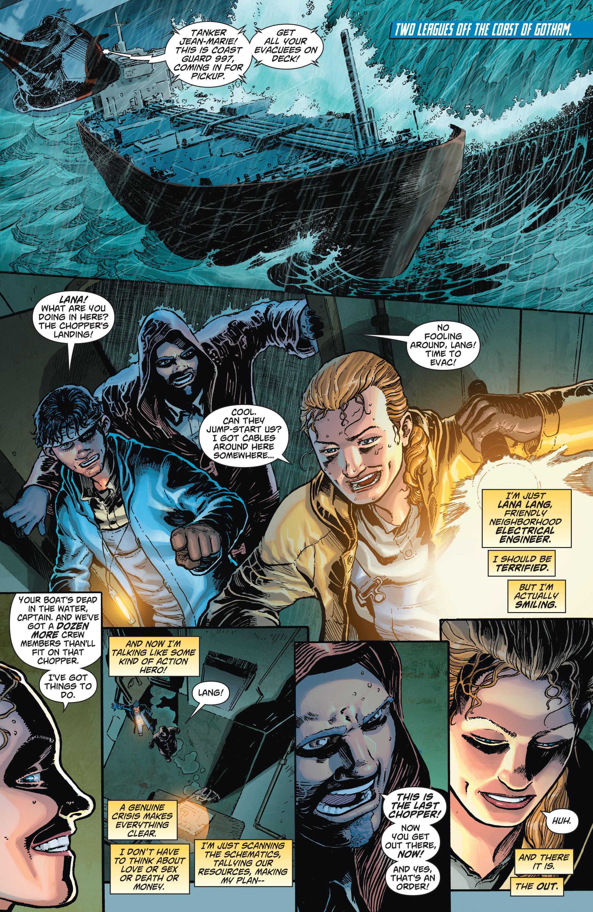 DC Comics: Zero Year chap tpb pic 70