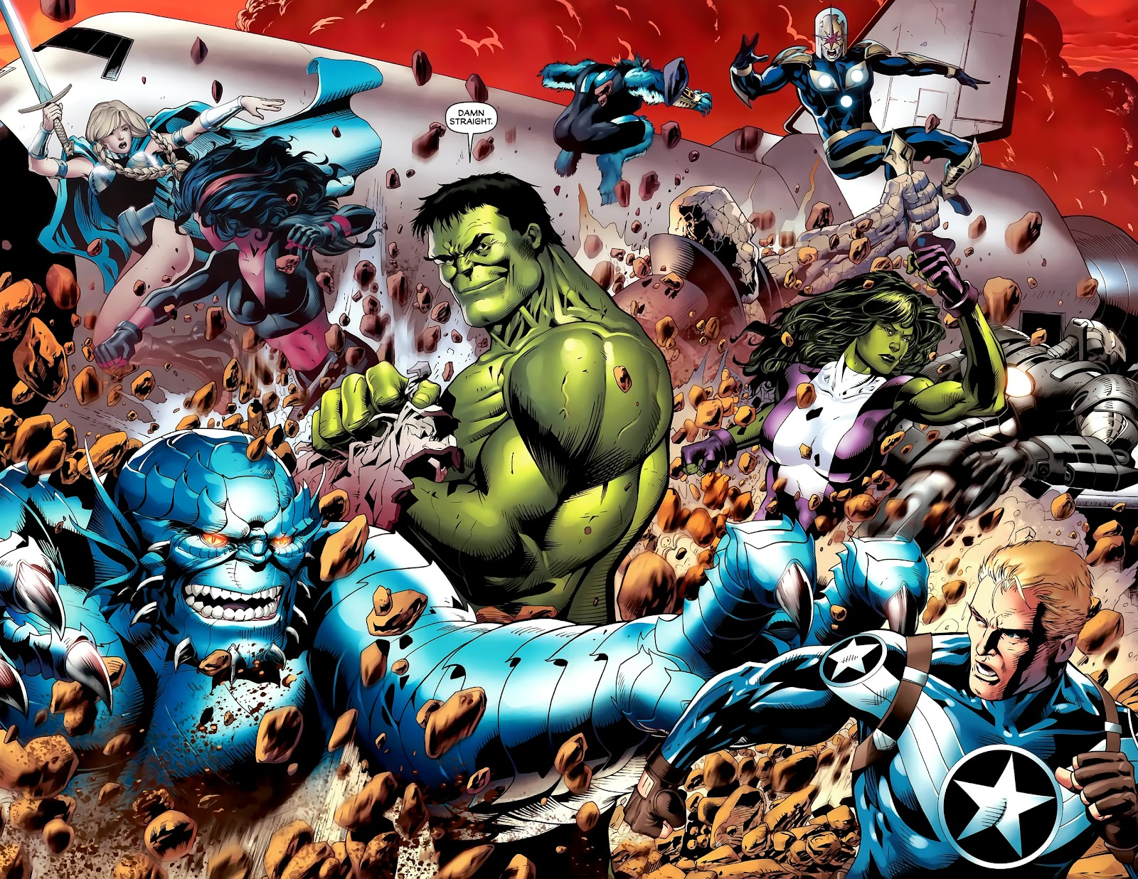 Incredible Hulks (2010) Issue #614 #4 - English 12