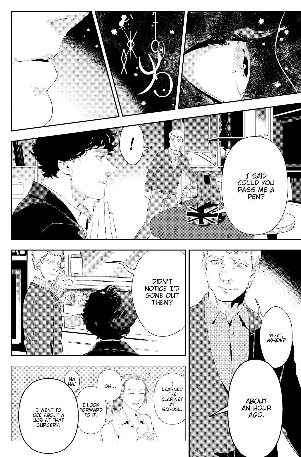 Sherlock: The Blind Banker Issue #2 #2 - English 27