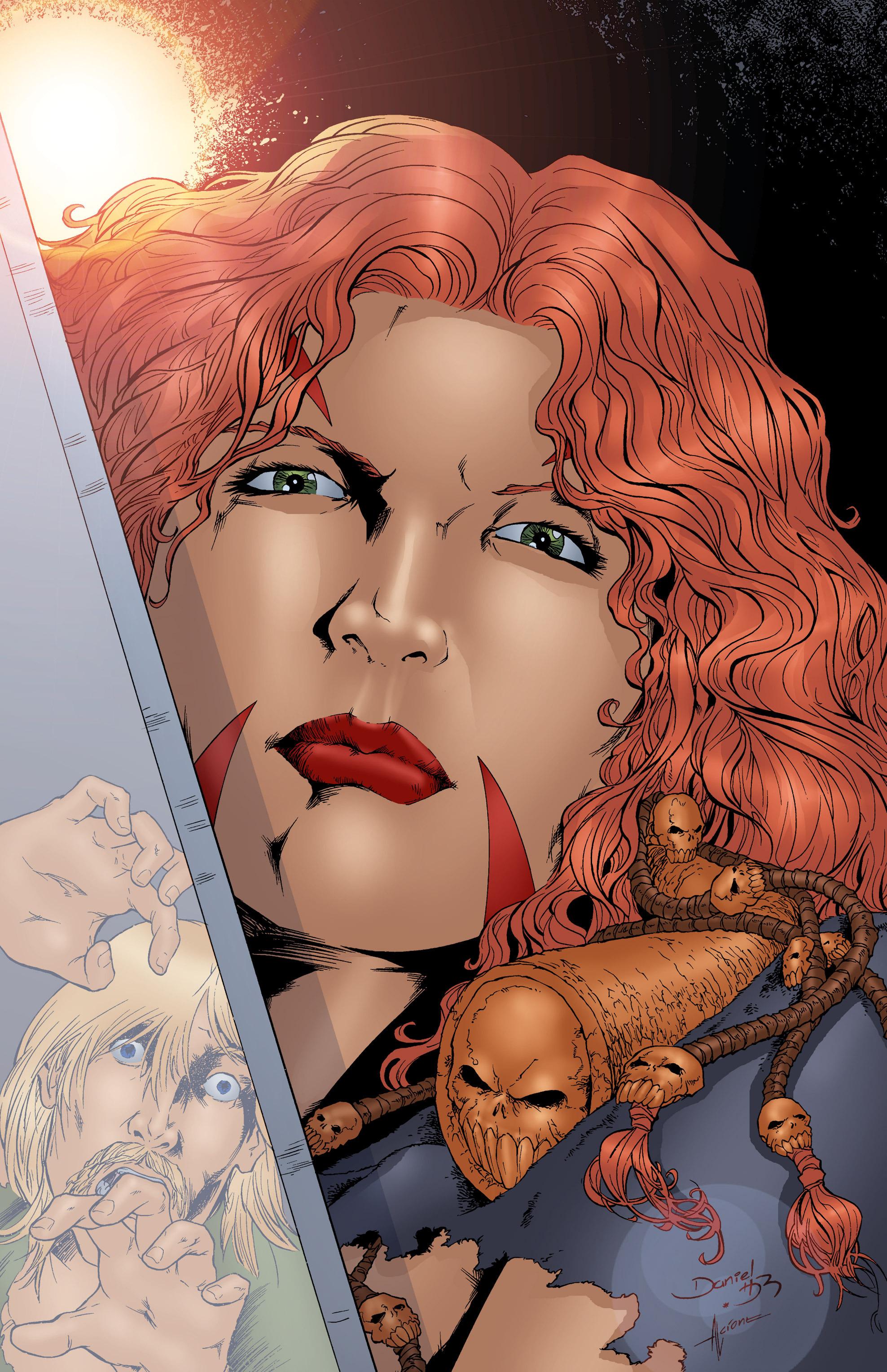 Read online Belladonna comic -  Issue #0 - 25