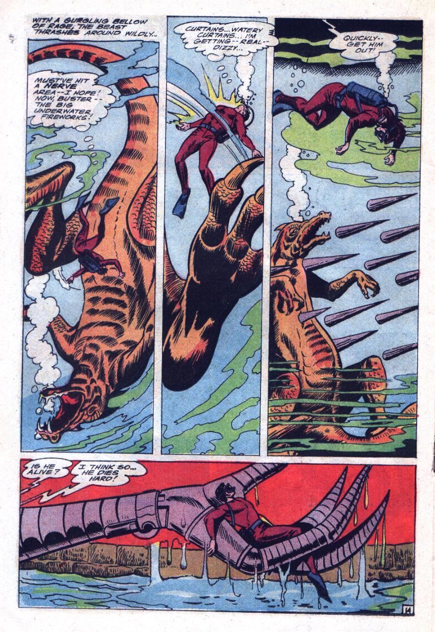 Read online Sea Devils comic -  Issue #29 - 21