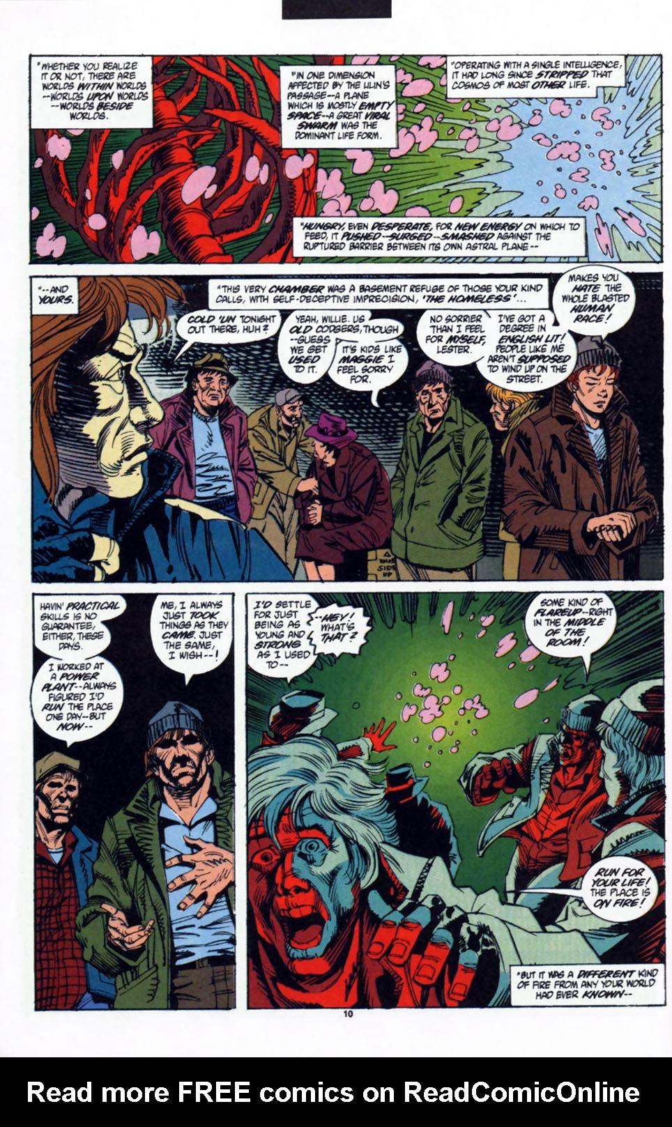 Read online Secret Defenders comic -  Issue #3 - 9