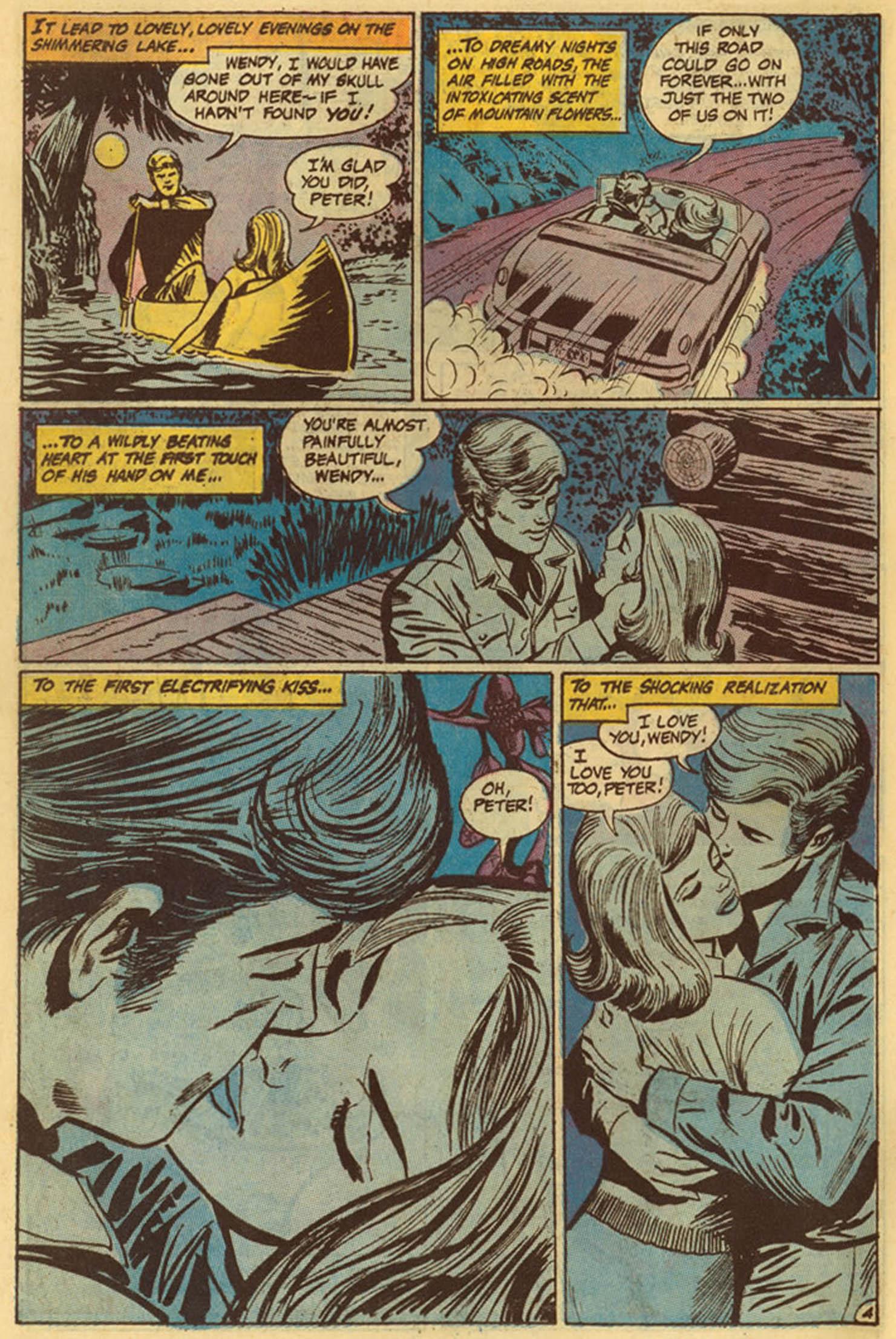 Read online Secret Hearts comic -  Issue #139 - 14