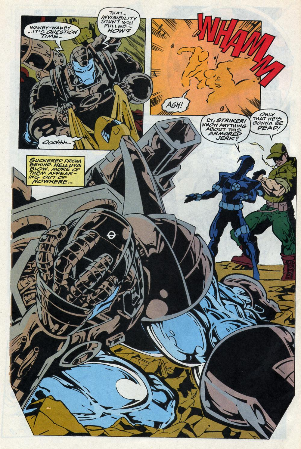Force Works Issue #12 #12 - English 37
