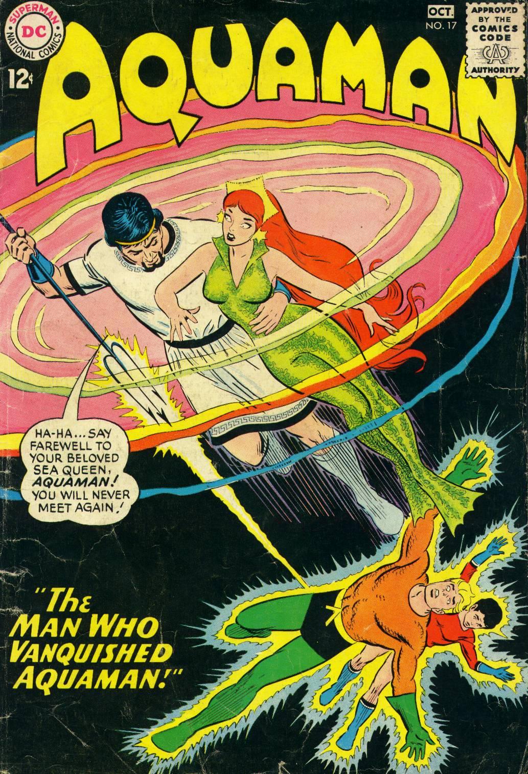 Aquaman (1962) Issue #17 #17 - English 1