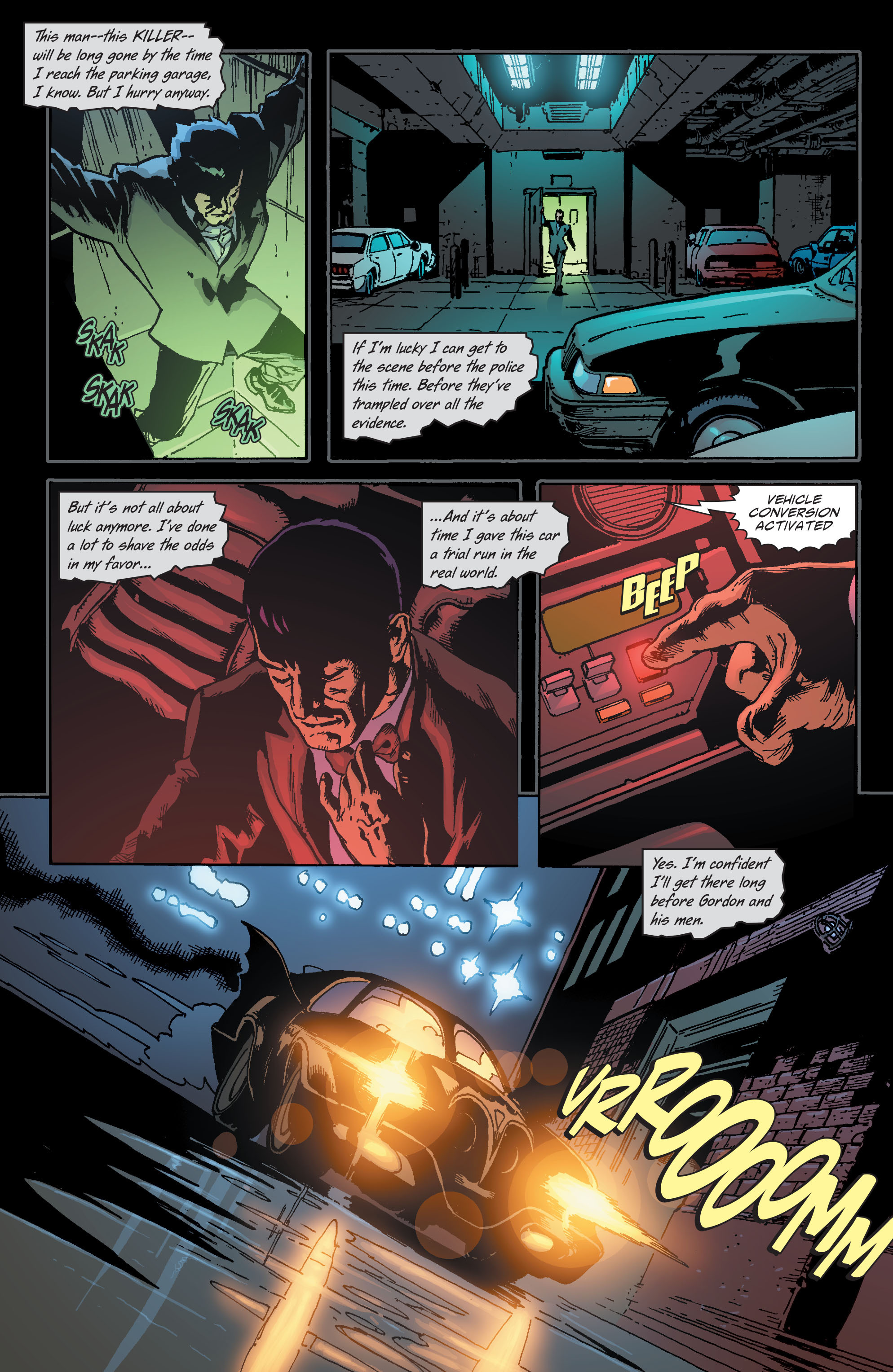 Batman: The Man Who Laughs chap 1 pic 19