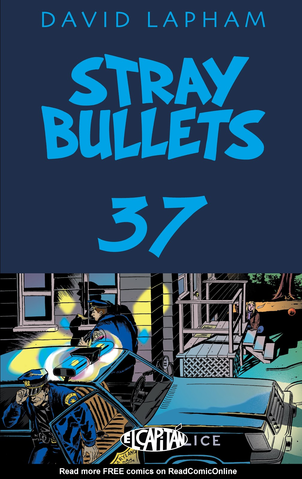 Stray Bullets Issue #37 #37 - English 1