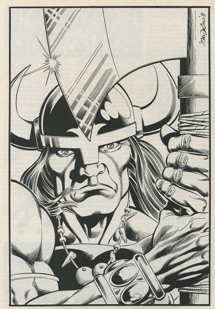 The Savage Sword Of Conan Issue #189 #190 - English 66