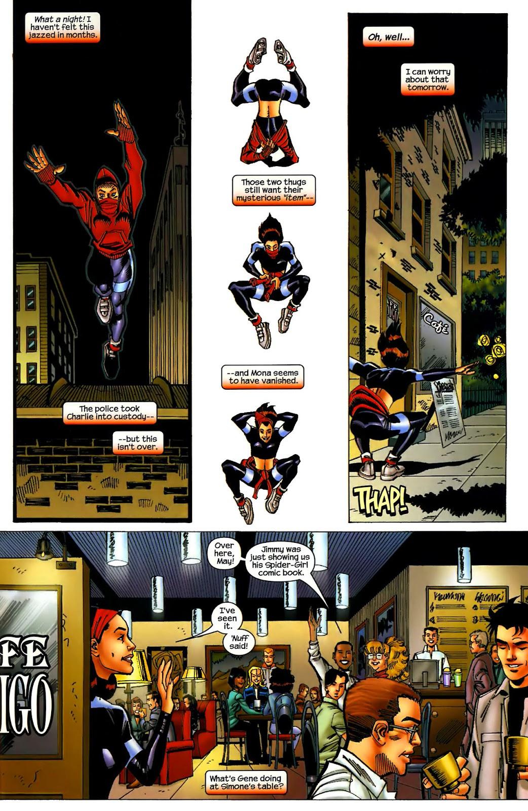 Amazing Spider-Girl Issue #1 #2 - English 22