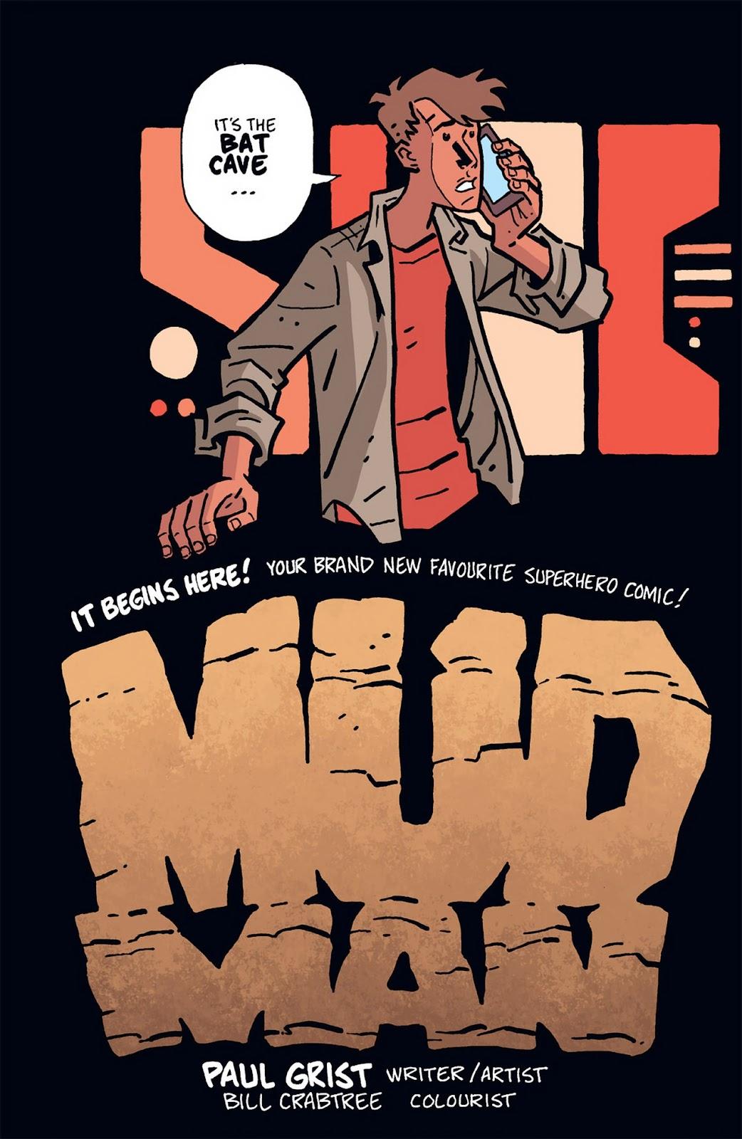 Mudman Issue #1 #1 - English 8