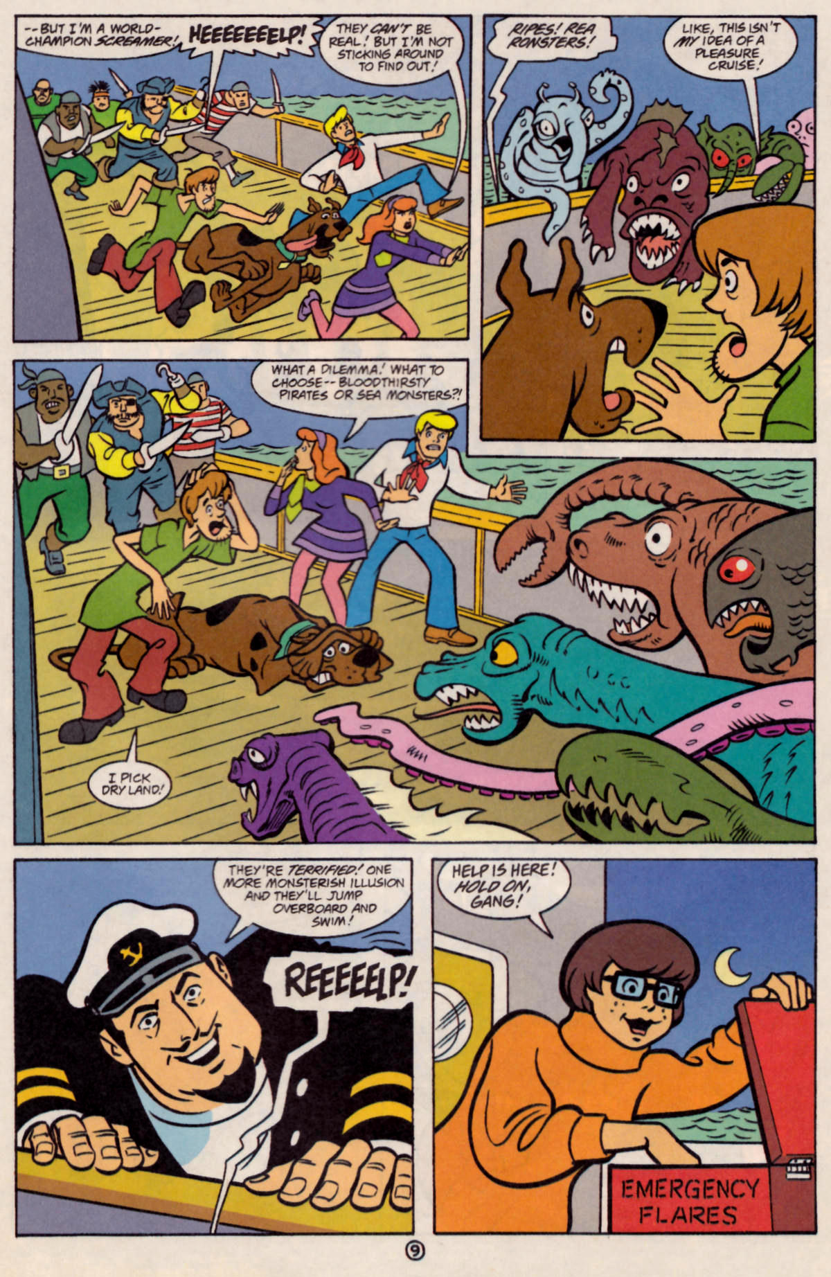 Read online Scooby-Doo (1997) comic -  Issue #24 - 10