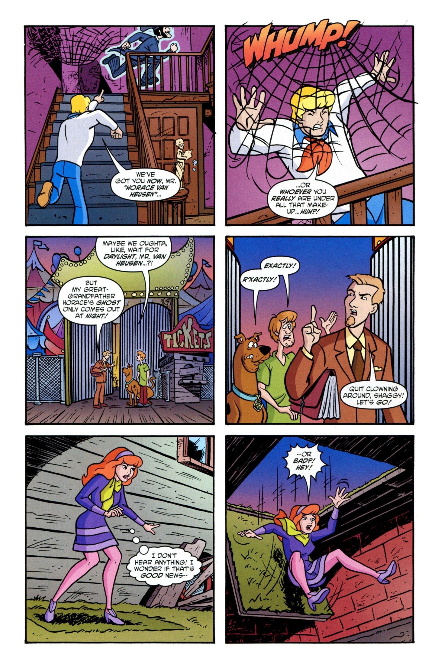 Read online Scooby-Doo: Where Are You? comic -  Issue #14 - 4