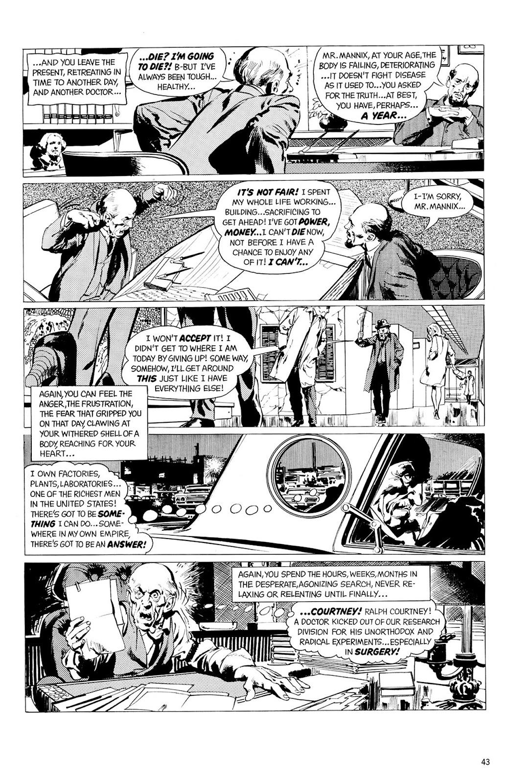 Creepy (2009) Issue #6 #6 - English 42