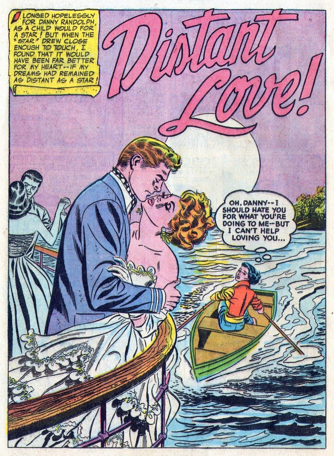 Read online Secret Hearts comic -  Issue #28 - 26