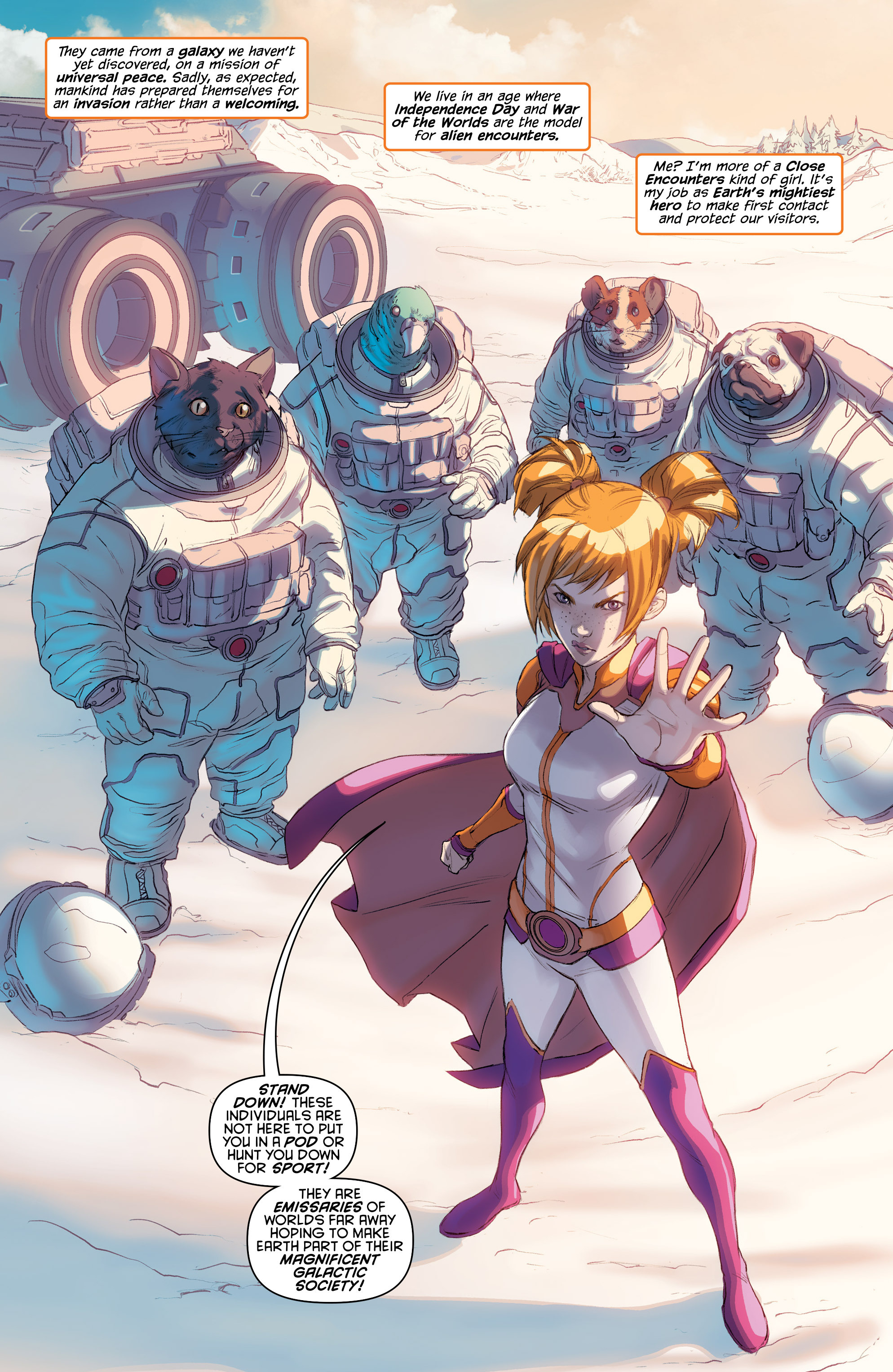 SuperZero #1 #6 - English 10