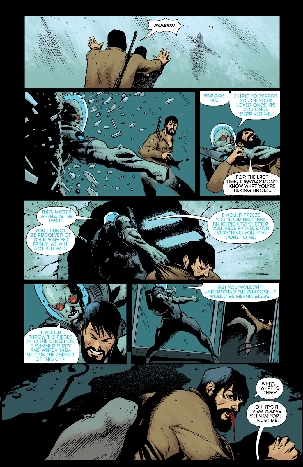 Batman (2011) Annual 4 #14 - English 21