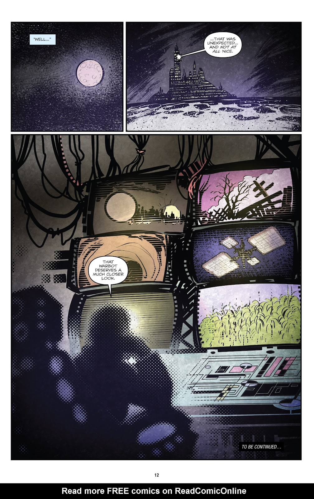 Zombies vs Robots (2015) Issue #1 Page 13