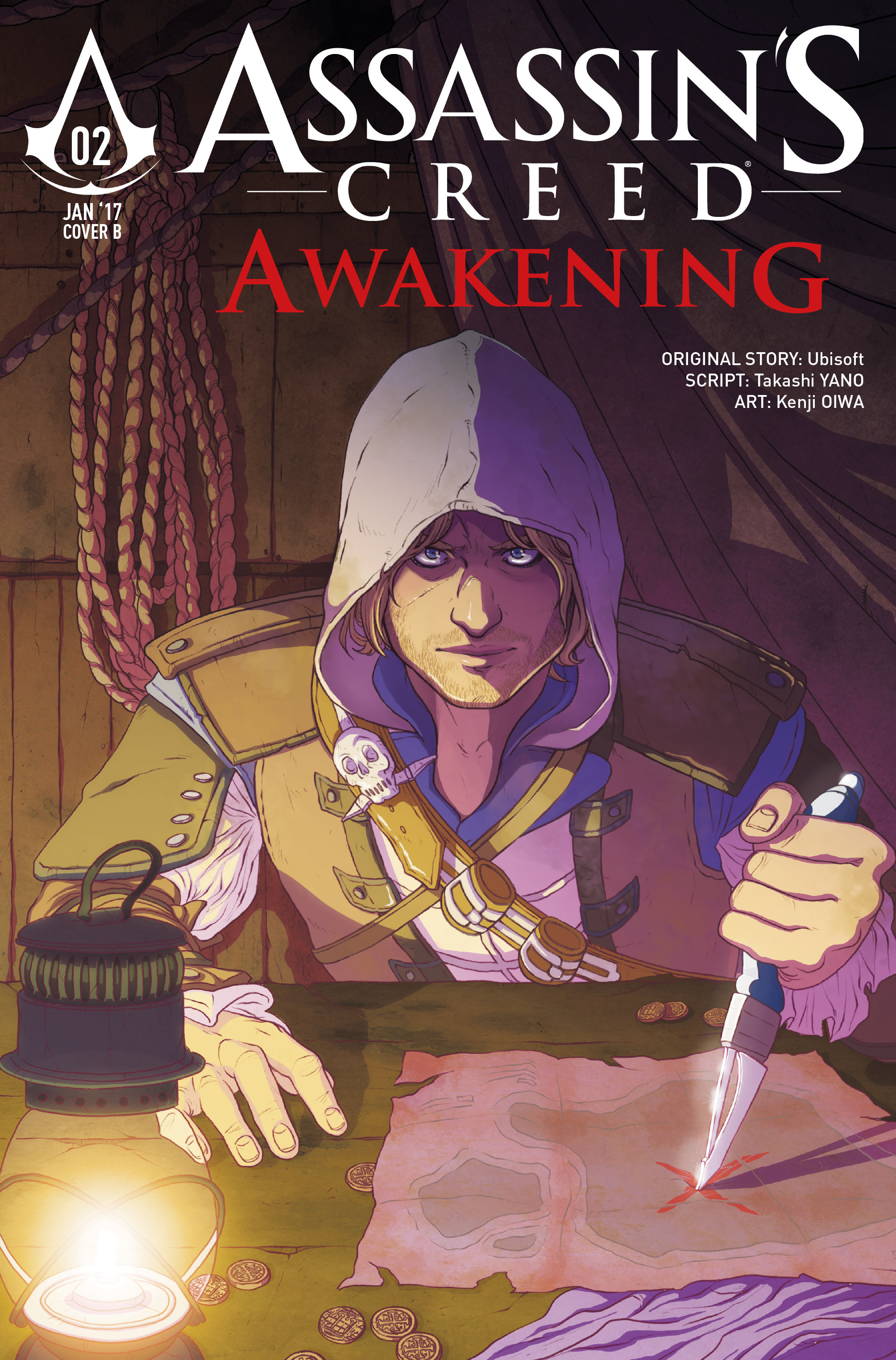 Read online Assassin's Creed: Awakening comic -  Issue #2 - 30